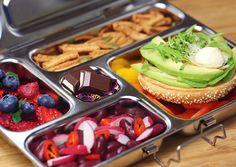 Avocado Bagel Lunchbox