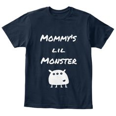 little boy monster | Teespring