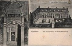 No. 752. Dordrecht, Koningshofje aan de Marienbornstraat