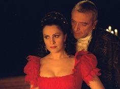 Angela Gheorghiu and Ruggero Raimondi in Tosca.