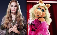 'Game of Thrones' Characters and Their Muppet Counterparts