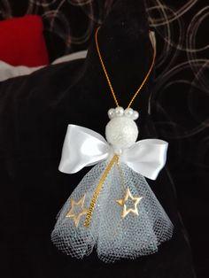 anjelik Christmas Ornaments, Holiday Decor, Home Decor, Homemade Home Decor, Christmas Jewelry, Christmas Ornament, Interior Design, Christmas Baubles, Home Interiors
