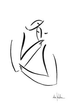 Line art couple Black And White Art Drawing, Black And White Sketches, Black And White Posters, Black And White Abstract, Love Drawings Couple, Couple Art, Oil Pastel Art, Charcoal Art, Love Painting