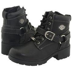 Luxury HarleyDavidson Womens Lorena Boots