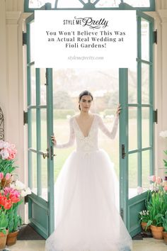 You wont believe this was an actual real wedding at Filoli Gardens! 🌳  Our team at SMP has been swooning over every little detail planned to perfection by LBB member @bustleevents and we're over the moon to share the full gallery captured by @amandacrean!  #fioligardens #gardenwedding #gardenweddingideas #summerwedding #romanticwedding