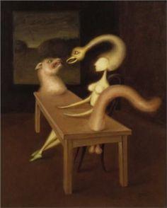 Výsledek obrázku pro victor brauner umělecká díla