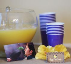 Hostess with the Mostess® - Tangled Inspired Birthday Party