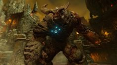 DOOM Guide: How to Beat the Cyberdemon Boss Fight - http://gamerant.com/?p=303165