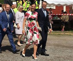 The Swedish Royal Family celebrate 2017 Sweden's National Day. Crown Princess Victoria and Prince Daniel attend the Sweden's National Day 2017 Celebrations at Gorvelns Palace on June 6, 2017 in Jarfalla, Stockholm. King Carl Gustaf and Queen Silvia attend the National Day celebrations in Kosta, Vaxjo.y