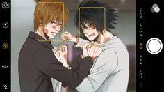 Fight - Death Note ~ DarksideAnime