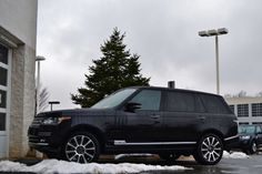 Is there a #RangeRover #Autobiography #LWB on your #Wishlist this #WishlistWednesday ?