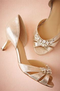 BHLDN Martina d'Orsay in Shoes & Accessories Shoes at BHLDN