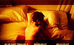 Rob, lying between Kristen's legs…. *dead*