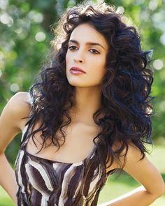 Beautiful curls