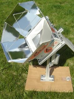 Solar Cooker Oven Payload