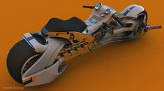 Marcel concept motorcycle