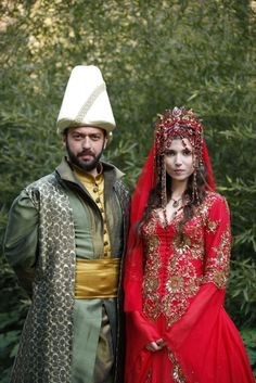 Hatice Sultan's wedding dress