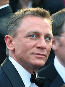 Daniel Wroughton Craig is an English actor best known for playing British secret agent James Bond in a 2006 reboot of the film series which began in 1962.