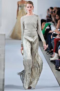 Sfilata Oscar de la Renta New York - Pre-collezioni Primavera Estate 2013 - Vogue