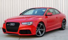 2013 Audi RS 5 Coupe - I would like to rent one for a vacation... www.dealerdonts.com