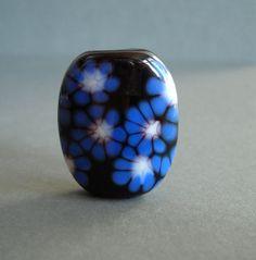AROHA - Julie Wong Sontag - Uglibeads #lampwork #beads $14.00
