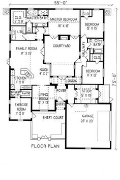 389205f6b4d5b560874973efd2cf58d9 spanish style homes courtyard spanish style homes plans courtyard home plan when we build in mexico this is what i kinda,Courtyard Style Home Plans
