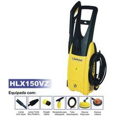 [CLUBEDORICA] Lavadora de Alta Pressão HLX150V-Z 2030 Libras - Tekna R$ 299,90 em 10x