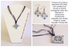 IncaRtesimi: i miei bijoux in carta Tassotti