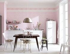 Scandinavian Deko: Pastel Pink
