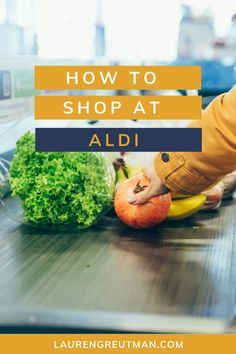 Aldi is currently the third-largest grocery store and my FAVORITE grocery store, Today I'm going to share my best tips about how to grocery shop at Aldi. You'll learn how I meal plan and can make 20 meals for $150 as well as what apps I use to save money at Aldi after I am done grocery shopping. Aldi Shopping, Shopping Tips, Grocery Store, Save Money On Groceries, Ways To Save Money, Best Money Saving Tips, Saving Money, Aldi Meal Plan, Baking Items