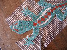Mosaic Rocks, Pebble Mosaic, Mosaic Glass, Stained Glass, Glass Art, Mosaic Garden Art, Mosaic Flower Pots, Mosaic Animals, Mosaic Birds