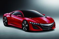 Acura NSX Concept 2012. Next car? yes please!