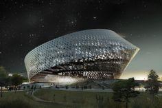 Kazakhstan - Astana National Library