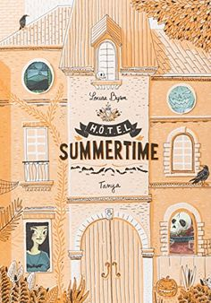 Hôtel Summertime, tome 2 : Tanya par Louise Byron  Cinéma- Entraide- Vacances- Halloween  http://www.nouveautes-jeunesse.com/2014/11/hotel-summertime-tania-louise-byron-flammarion-2014.html