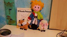 Guarda questo articolo nel mio negozio Etsy https://www.etsy.com/it/listing/495053314/piccolo-principe-volpe-e-pecorella-in