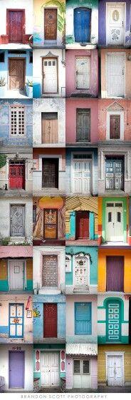 Doors, Doors, Doors Photo by Brandon Scott