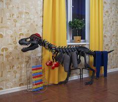 Thermosaurus - a dinosaur heater
