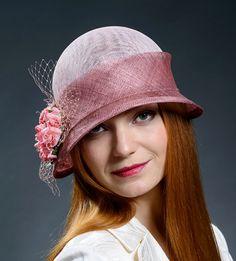 BY MARGE IILANE #millinery #hats #HatAcademy