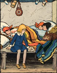 """The Magic Doll of Roumania"", illustrated by Maud and Miska Petersham"