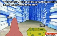 spongebob and patrick funny pictures