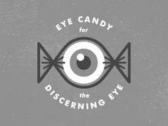logo eye candy fletcher design