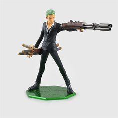 new Anime One Piece zoro strong world black suolong Model gift collection toys Anime Figures, Action Figures, One Piece Pop, Action Figure One Piece, Anime Toys, Roronoa Zoro, Toy Store, Japanese, Strong