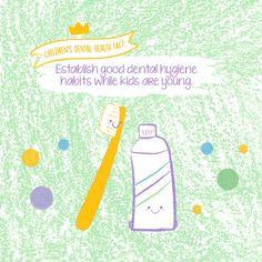 La mejor edad para empezar a cuidar los dientes de nuestros niños es desde que aparece el primer diente.   Así es que te recomendamos visitarnos cuando tu bebé tenga su primer dientito; te diremos cómo limpiarlo y como cuidar del resto de sus dientes.