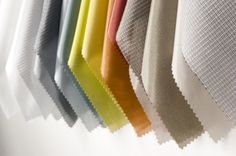 Contract - Alphacoustic, Betacoustic, Gammacoustic by Creation Bauman. Acoustical fabrics take away noise coming from the outside of the building. Carnegie Fabrics, Acoustic Fabric, Rideaux Design, Fabric Photography, Fabric Blinds, Sound Absorbing, Textiles, Hospitality Design, Cushion Fabric