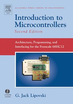 Programming And Customizing The PIC Microcontroller Edition - Free PDF Books Chemical Engineering, Electronic Engineering, Electrical Engineering, Electronics Storage, Electronics Projects, Pic Microcontroller, Arduino Programming, Electronic Books, Technology World