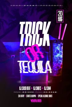 Download the Free Tequila Party Flyer Template! - Free Club Flyer, Free Flyer Templates, Free Party Flyer, Free Summer Flyer - #FreeClubFlyer, #FreeFlyerTemplates, #FreePartyFlyer, #FreeSummerFlyer - #Club, #DJ, #Drinks, #Event, #Music, #Night, #Nightclub, #Party, #Tequila