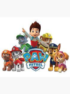 Paw Patrol Cartoon, Paw Patrol Characters, Paw Patrol Badge, Paw Patrol Party, Personajes Paw Patrol, Imprimibles Paw Patrol, Paw Patrol Stickers, Paw Patrol Decorations, Cumple Paw Patrol