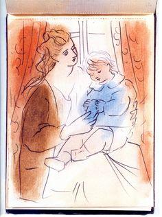 Pablo Picasso, Rose Period (?)