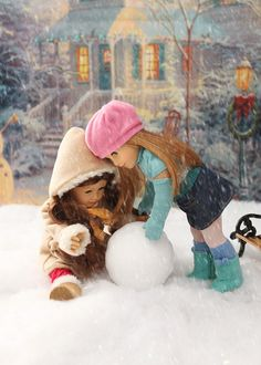 The Snow Day | American Girl Playthings!