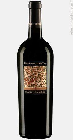 2010 Masseria Pietrosa Primitivo di Manduria, Puglia, Italy 3/5